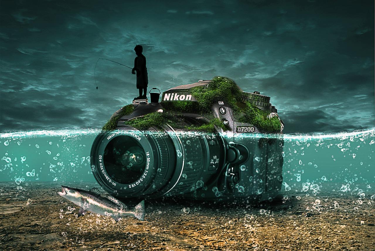 Le type d'appareil photo waterproof dédié aux professionnels et aventuriers